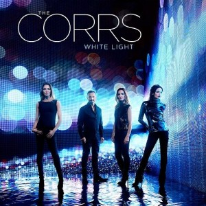 The Corrs - White Light CD cover 2015.