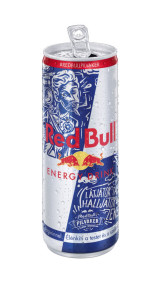 Red Bull Pilvaker Edition.