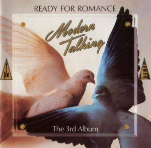 Modern Talking - Ready For Romance CD Cover.