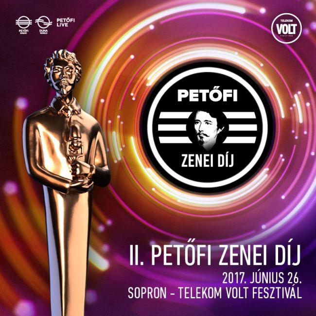 Petőfi Rádió díjátadó