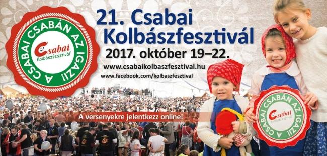 2017 kolbászfesztivál