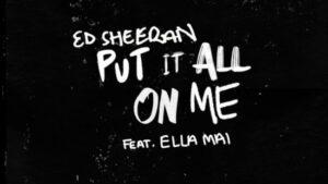 Ed Sheeran és Ella Mai