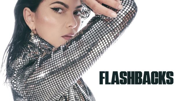 Inna - Flashbacks cover.